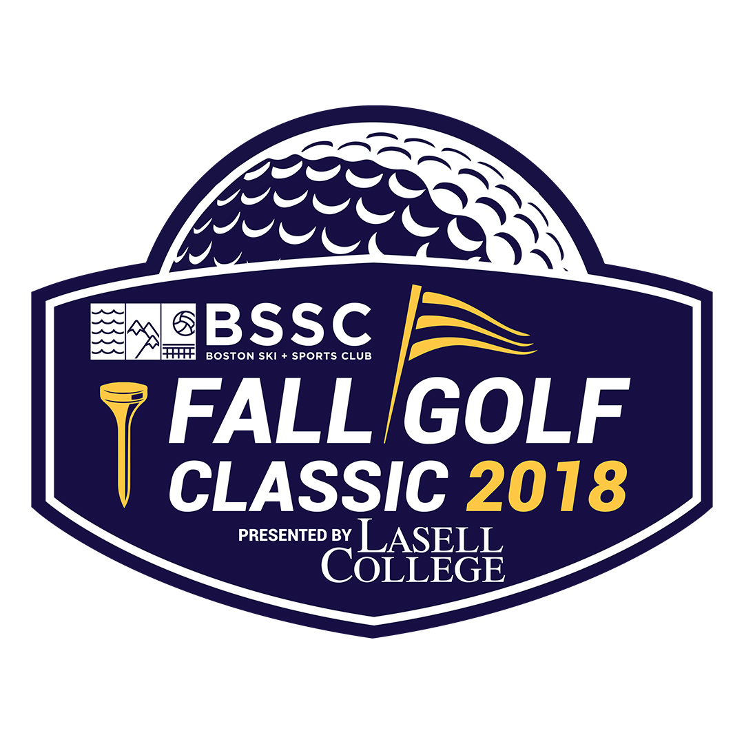 BSSC Partnership with Lasell University 2018 Fall Golf Classic Digital Logo