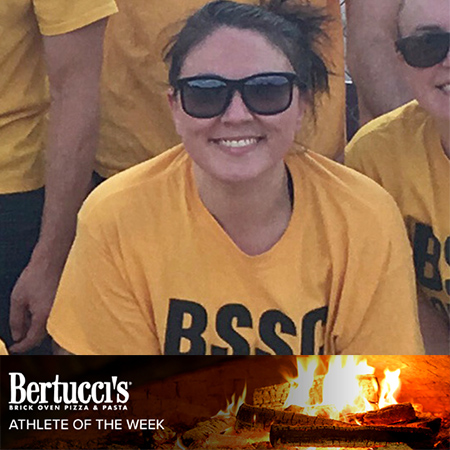 BSSC Bertucci's Athlete of the Week Coed Adult Soccer Team after Game