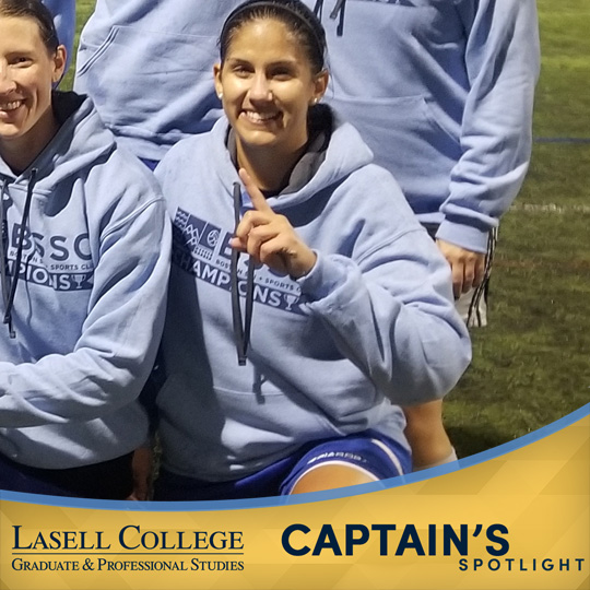 Lasell Captain Spotlight